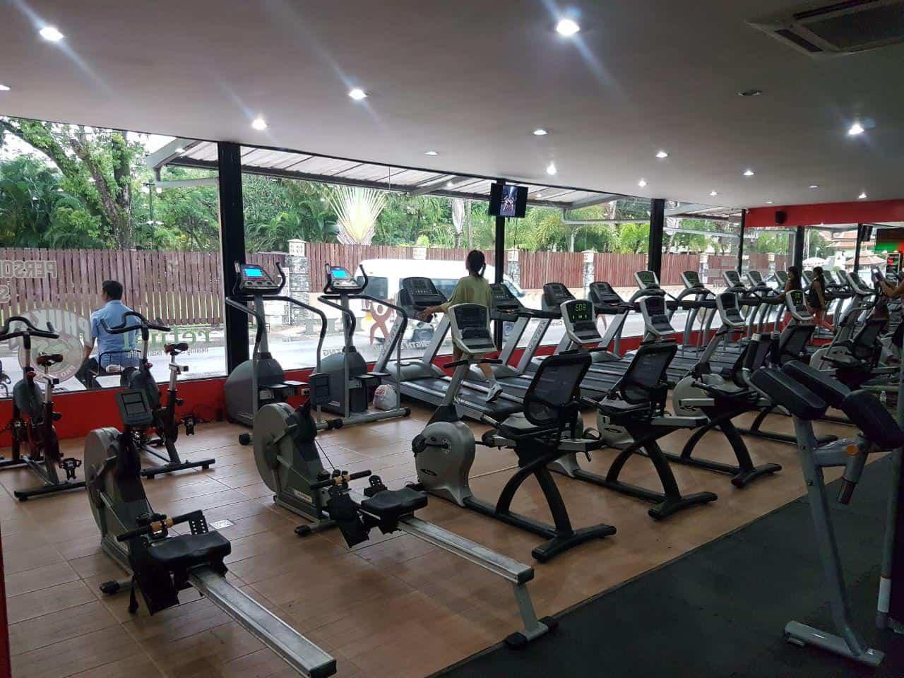 Maximum Fitness. Pathong
