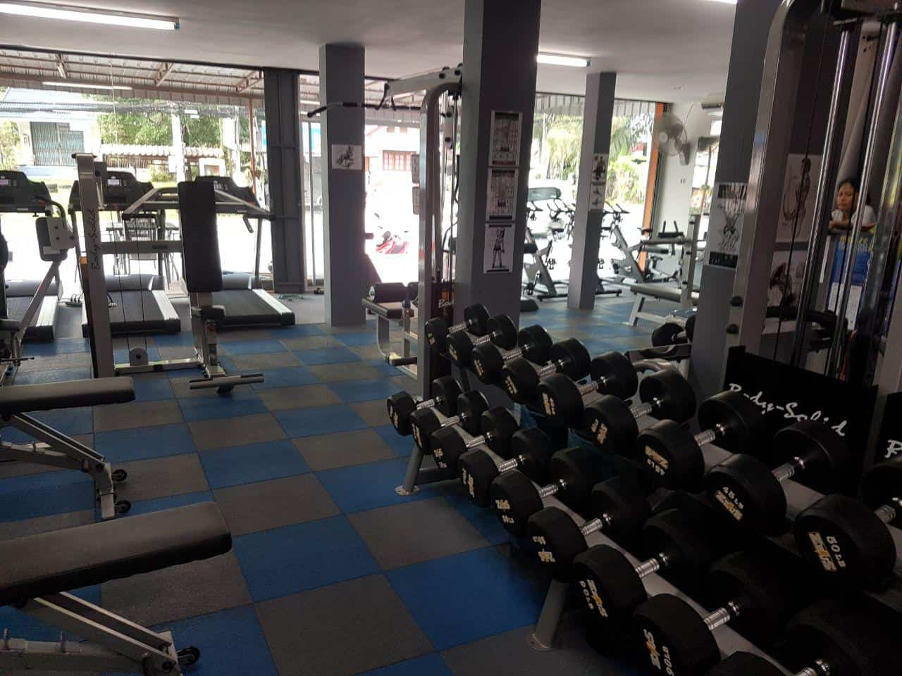 Smith Gym. Kata beach
