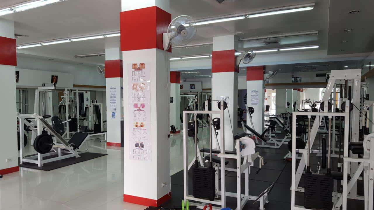 Be Fit Fitness Centre Chalong