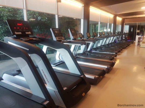 Phuket Bodybuilding Fitness Centre 24hrs & Muay Thai