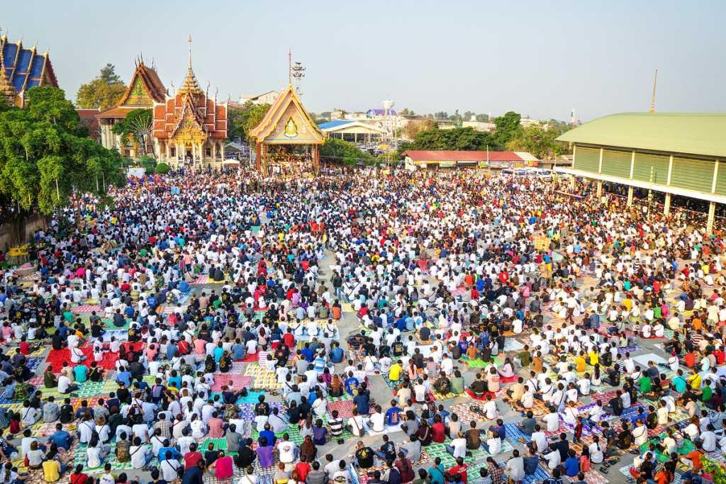 Фестиваль Сак Янт