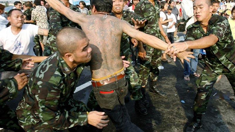 Фестиваль магической татуировки Сак Янт