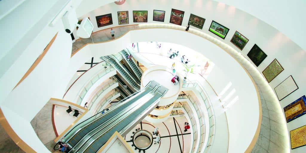 Центр исскуств и культуры Бангкока