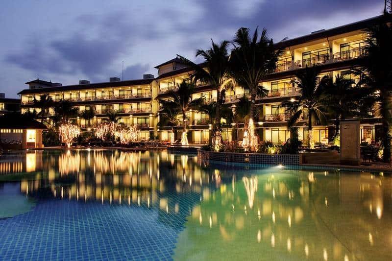 Alpina Phuket Nalina Resort. Недорогой отель в Кароне 4 звезды