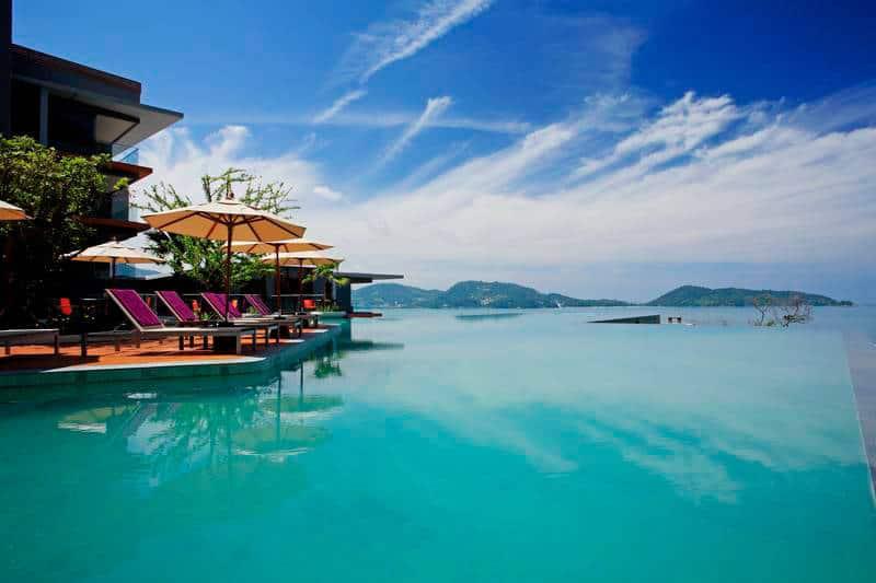 Kamila Resort & SPA. Отель на Пхукете 5 звезд с собственным бассейном