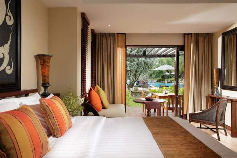 Movenpick Resort Karon. 5 звезд хай-енд отель на первой линии