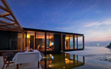 The Naka Phuket. Один из лучших хай-енд отелей Пхукета