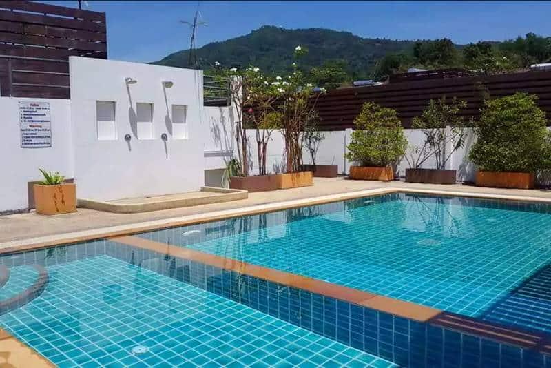 Patong Princess Hotel. 3 звезды в Патонге