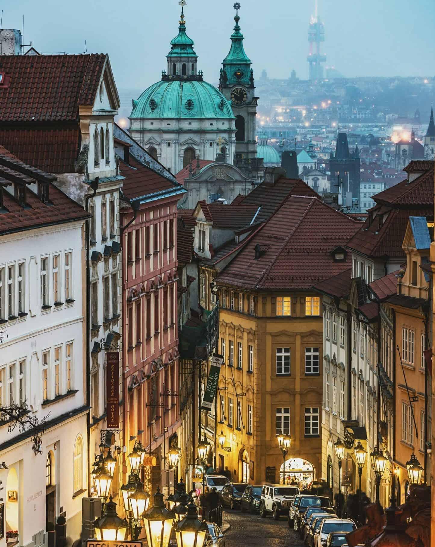 Чехия Прага Туры и цены Главные достопримечательности и секреты города