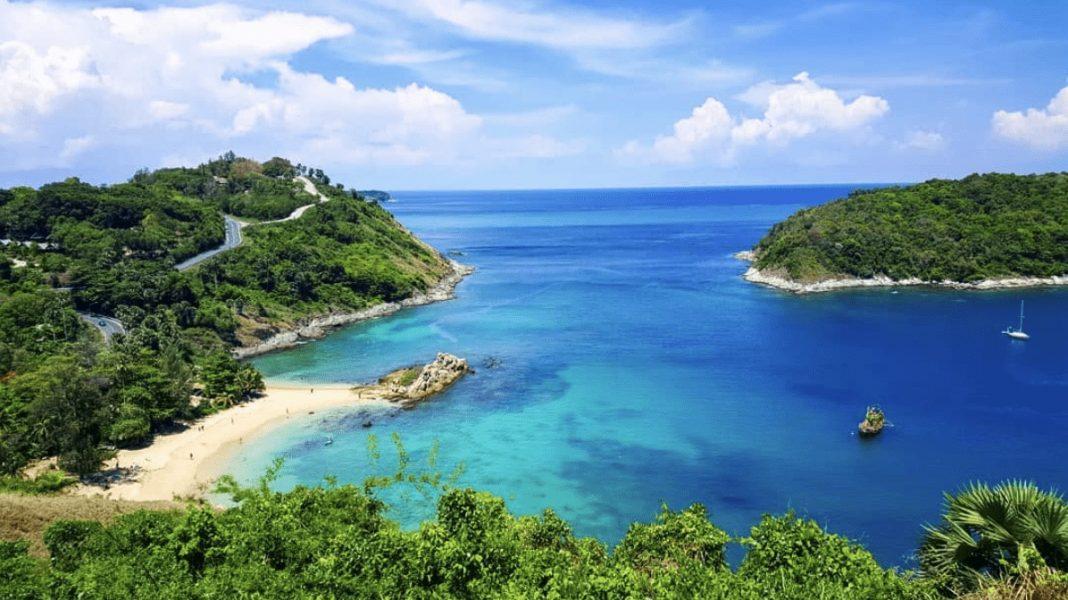 Yanui Beach. Phuket. Thailand