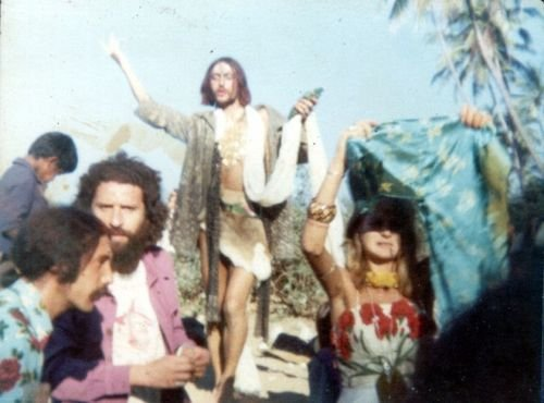 Goa Gil. Аджуна. 1975 год.