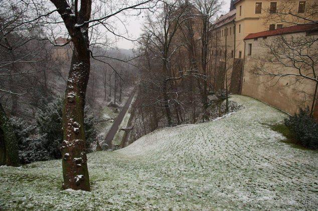 Jeleni Prikop (Олений Ров) - секретные места в Праге