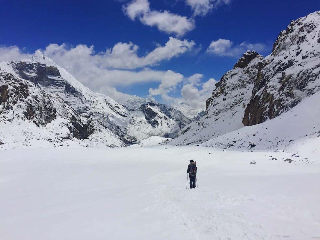 Подготовка к треккингу к базовому лагерю Эвереста