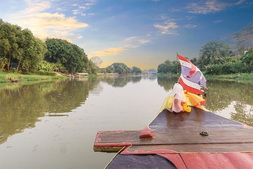 Круиз по реке Мае Пинг