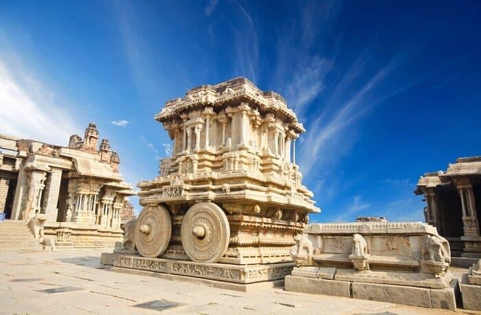 Vijaya Vittala Temple. Хампи