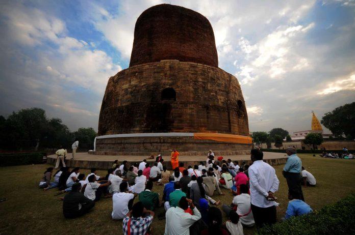 Sarnath. Varanasi
