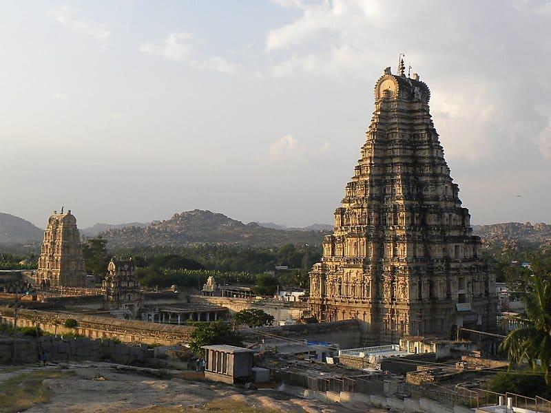 Virupaksha Temple. Хампи