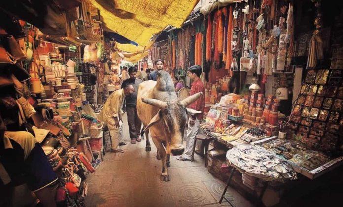 Godowlia Market