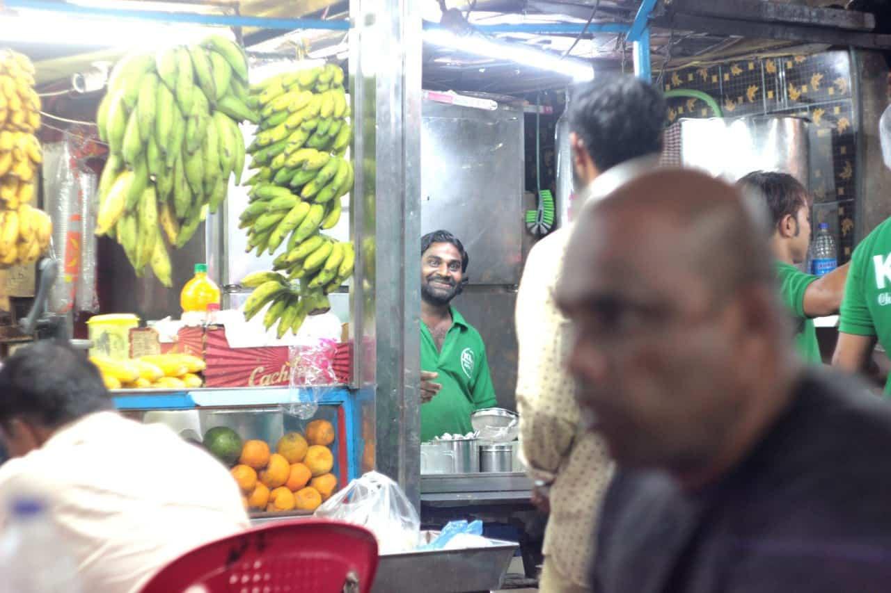 Первый раз в Мумбаи