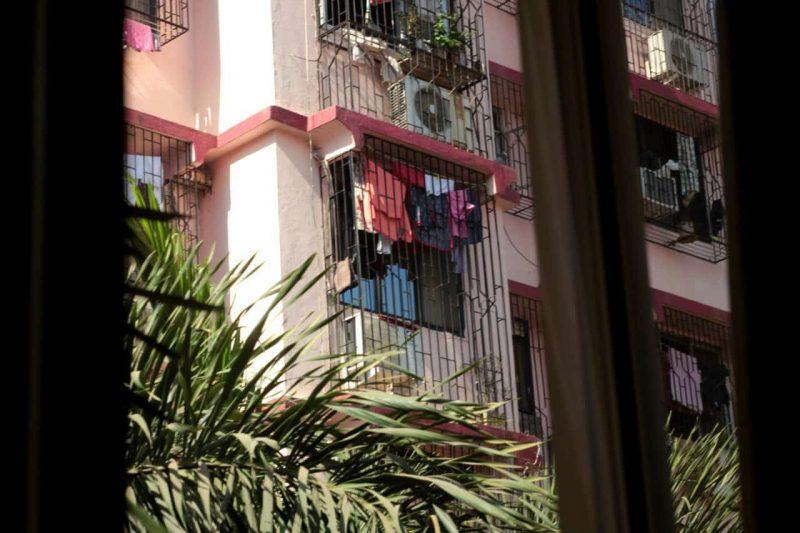 Окна в Мумбаи