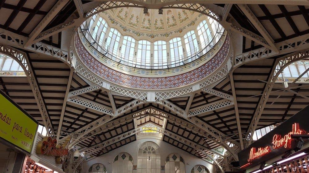 Центральный рынок Валенсии - Mercado Central