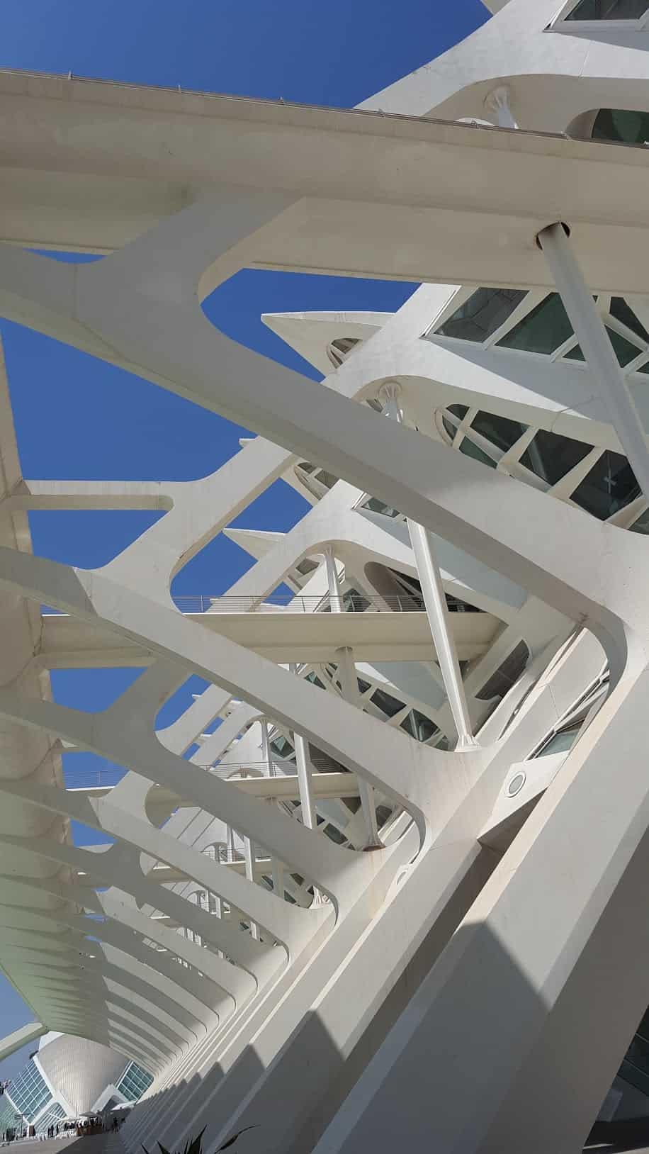 Музей наук и техники принца Фелипе. Город искусств и наук в Валенсии
