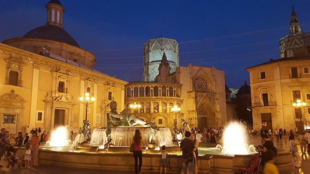 Собор Валенсии - Catedral de Valencia
