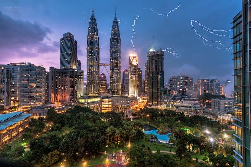 Башни Petronas - Petronas Towers