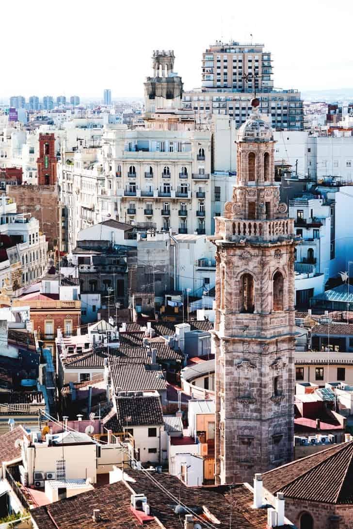 Аренда жилья в Валенсии