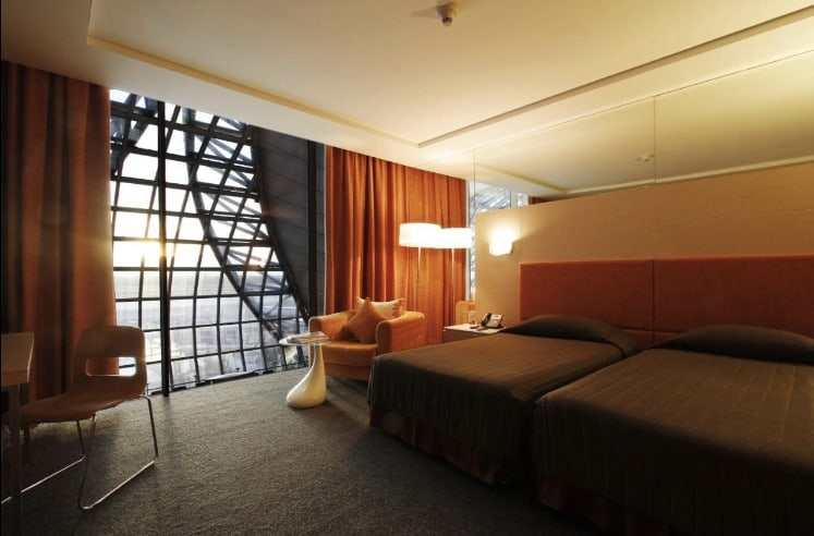 Miracle Transit Hotel - отель в аэропорту Бангкока