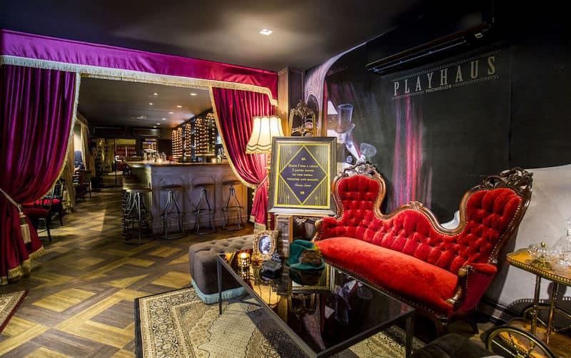 PlayHaus Thonglor - Интересные отели Бангкока