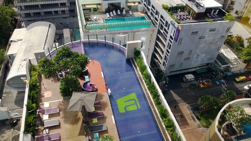 Aloft Bangkok - Самые интересные отели в Бангкоке