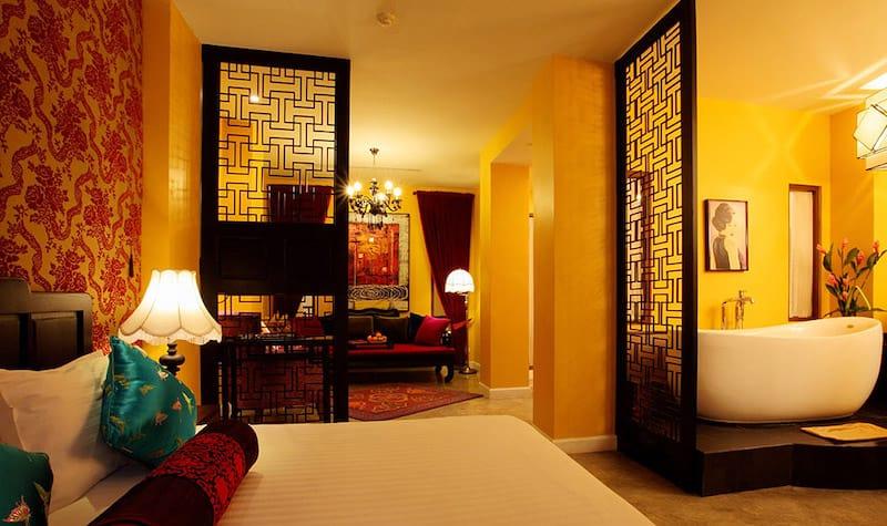 Shanghai Mansion - один из лучших отелей в Бангкоке