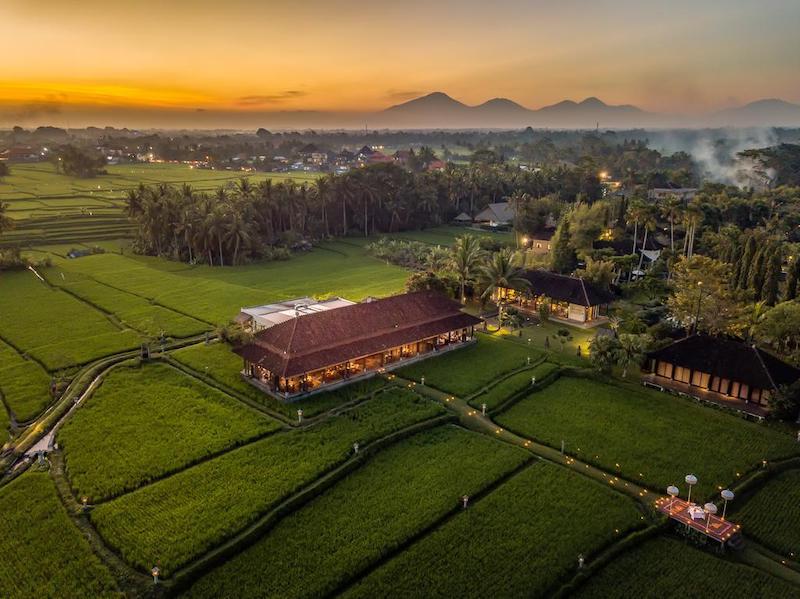 Chedi Club Tanah Gajah - Лучшие отели Бали