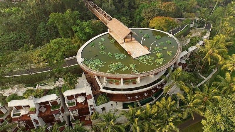 Four Seasons Resort Bali - один из лучших отелей на Бали