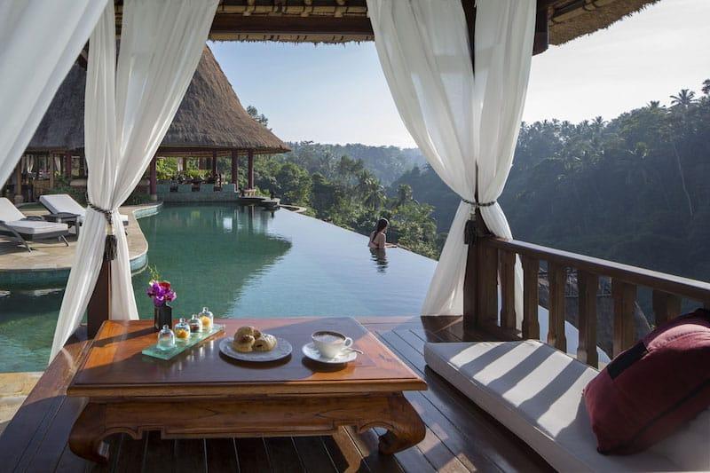 Viceroy Bali - один из самых красивых отелей на острове Бали