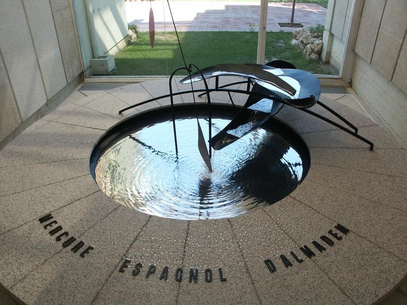 Fuente de Mercurio - Ртутный фонтан на горе Монтжюик