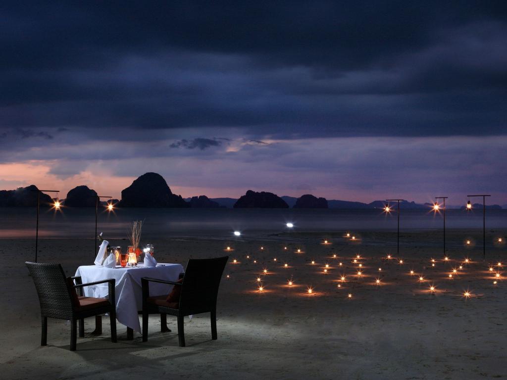 Amari Vogue Resort - отель Краби на первой линии
