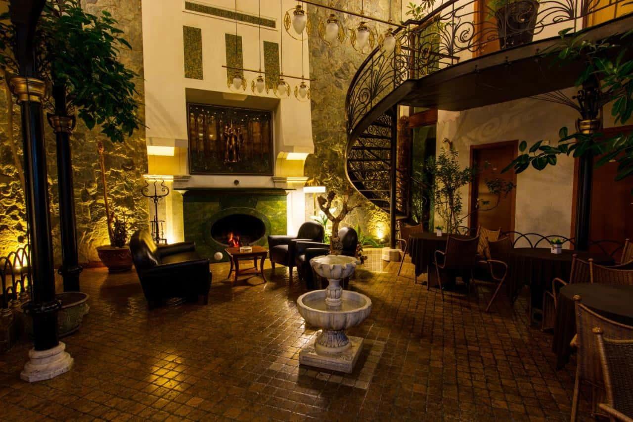 Boutique Villa Mtiebi - Лучшие отели Тбилиси
