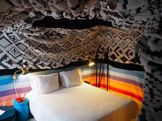 Hotel The Exchange - один из самых интересных дизайн-отелей в Амстердаме