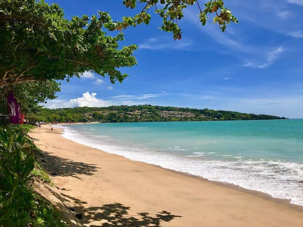 Джимбаран - Jimbaran Beach