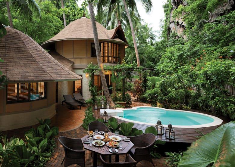 Rayavadee Resort - один из лучших отелей провинции Краби