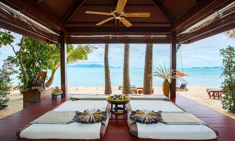 Santiburi Beach Resort & Spa - лучшие отели острова Самуи