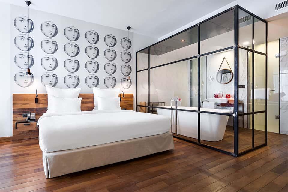 Shota Rustaveli Boutique Hotel - один из лучших отелей в центре Тбилиси