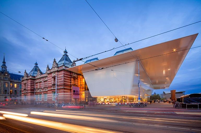 Городской музей Амстердама - Stedelijk