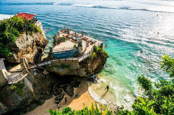 Сулубан - Suluban Beach