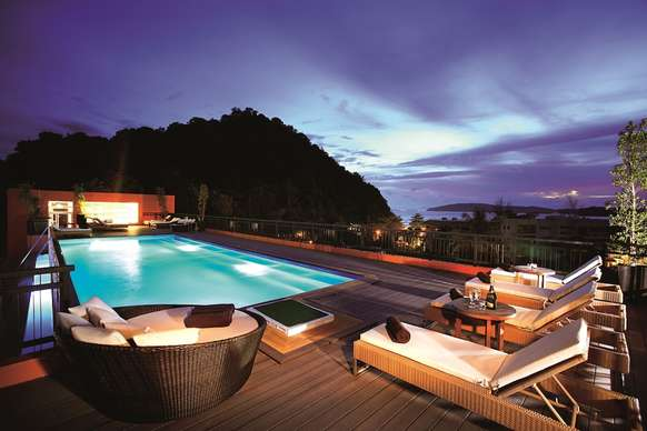 The Small, Krabi - недорогие отели провинции Краби