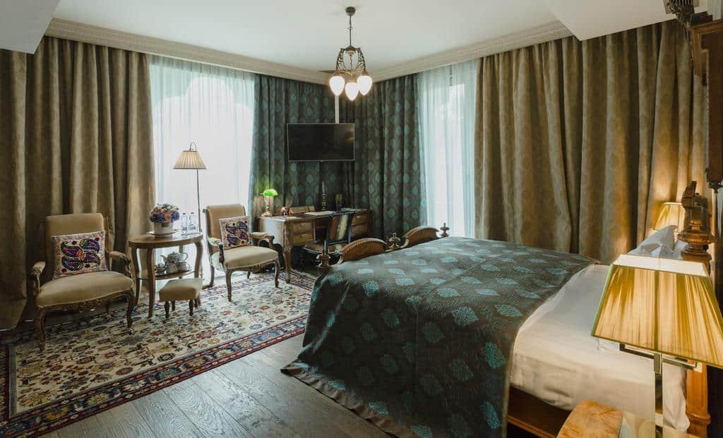 Лучшие отели в Тбилиси - Vinotel Boutique Hotel