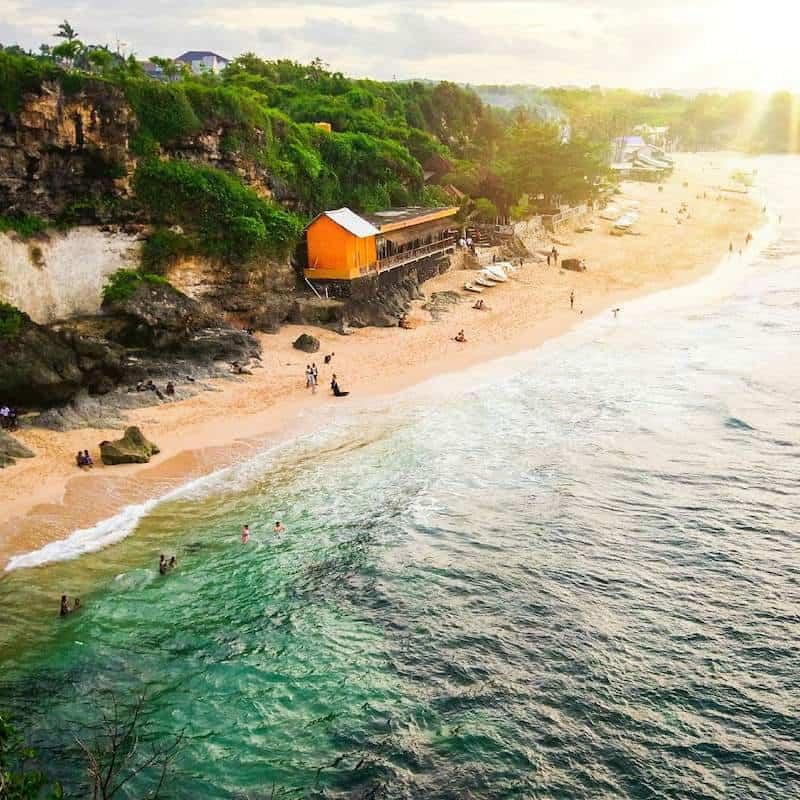 Пляж Семиньяк на Бали фото лучшие отели карта