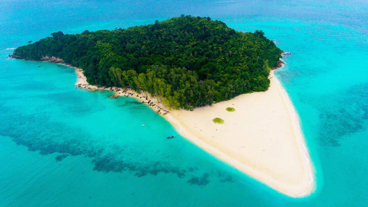 Бамбуковый остров - Bamboo Island (Koh Phai)